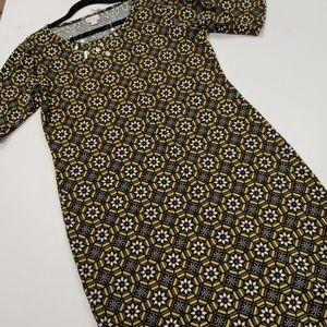 XL LuLaRoe Julia Dress NWT